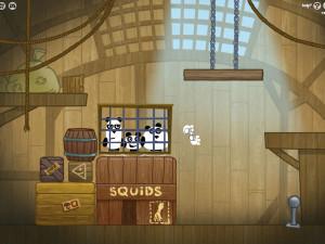 Онлайн игра 3 Панды (3 Pandas) (изображение №13)