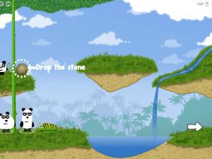 Онлайн игра 3 Панды (3 Pandas) (изображение №11)