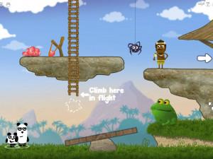 Онлайн игра 3 Панды (3 Pandas) (изображение №6)