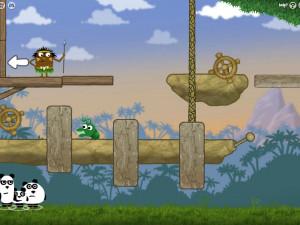 Онлайн игра 3 Панды (3 Pandas) (изображение №4)