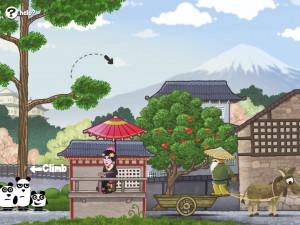 Онлайн игра 3 Панды в Японии (3 Pandas in Japan) (изображение №11)