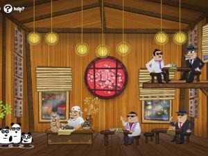 Онлайн игра 3 Панды в Японии (3 Pandas in Japan) (изображение №10)