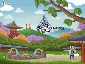 Онлайн игра 3 Панды в Японии (3 Pandas in Japan) (изображение №8)