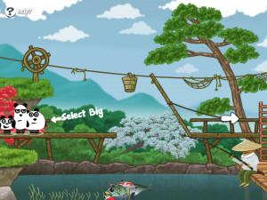 Онлайн игра 3 Панды в Японии (3 Pandas in Japan) (изображение №7)