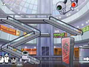 Онлайн игра 3 Панды в Японии (3 Pandas in Japan) (изображение №3)