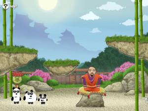 Онлайн игра 3 Панды в Японии (3 Pandas in Japan) (изображение №13)