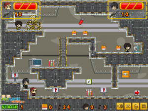 Онлайн игра Миссия Зомби  (Zombie Mission) (изображение №2)
