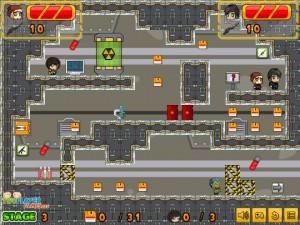 Онлайн игра Миссия Зомби  (Zombie Mission) (изображение №3)