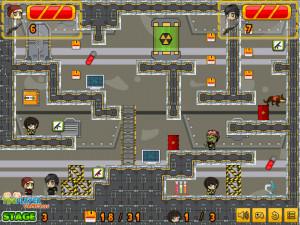 Онлайн игра Миссия Зомби  (Zombie Mission) (изображение №4)