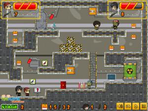 Онлайн игра Миссия Зомби  (Zombie Mission) (изображение №5)