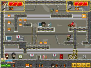 Онлайн игра Миссия Зомби  (Zombie Mission) (изображение №6)