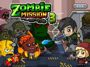 Онлайн игра Миссия Зомби 3 (Zombie Mission 3) (изображение №1)