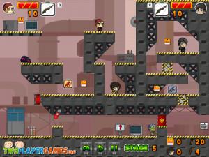 Онлайн игра Миссия Зомби 3 (Zombie Mission 3) (изображение №10)