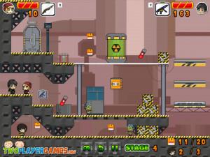 Онлайн игра Миссия Зомби 3 (Zombie Mission 3) (изображение №9)