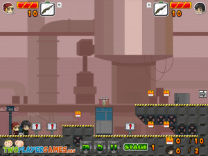 Онлайн игра Миссия Зомби 3 (Zombie Mission 3) (изображение №11)