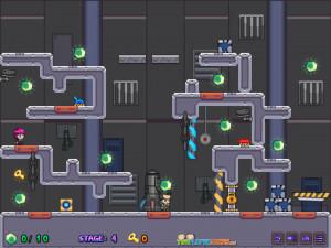 Онлайн игра Побег из Космической Тюрьмы (Space Prison Escape) (изображение №10)