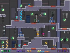 Онлайн игра Побег из Космической Тюрьмы (Space Prison Escape) (изображение №9)