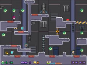 Онлайн игра Побег из Космической Тюрьмы (Space Prison Escape) (изображение №8)