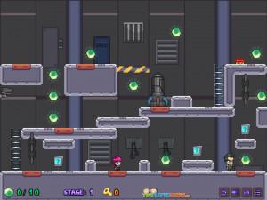 Онлайн игра Побег из Космической Тюрьмы (Space Prison Escape) (изображение №7)