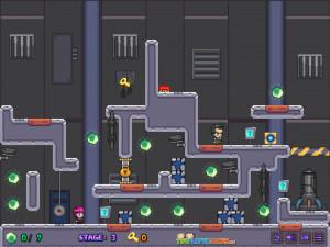 Онлайн игра Побег из Космической Тюрьмы (Space Prison Escape) (изображение №6)