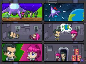 Онлайн игра Побег из Космической Тюрьмы (Space Prison Escape) (изображение №5)