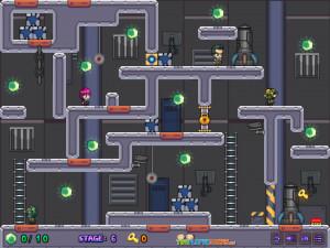 Онлайн игра Побег из Космической Тюрьмы (Space Prison Escape) (изображение №4)