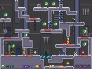 Онлайн игра Побег из Космической Тюрьмы (Space Prison Escape) (изображение №3)