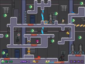 Онлайн игра Побег из Космической Тюрьмы (Space Prison Escape) (изображение №2)