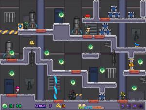 Онлайн игра Побег из Космической Тюрьмы (Space Prison Escape) (изображение №11)