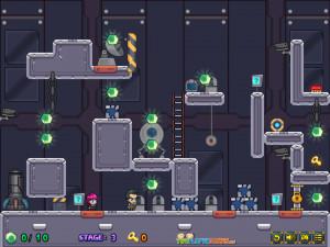 Онлайн игра Побег из Космической Тюрьмы 2 (Space Prison Escape 2) (изображение №9)