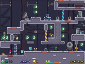 Онлайн игра Побег из Космической Тюрьмы 2 (Space Prison Escape 2) (изображение №8)
