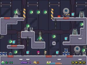 Онлайн игра Побег из Космической Тюрьмы 2 (Space Prison Escape 2) (изображение №7)
