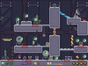 Онлайн игра Побег из Космической Тюрьмы 2 (Space Prison Escape 2) (изображение №6)