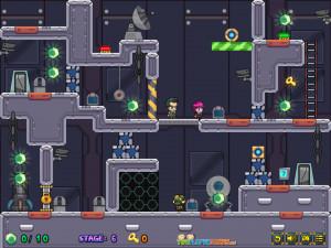 Онлайн игра Побег из Космической Тюрьмы 2 (Space Prison Escape 2) (изображение №5)