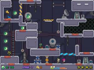 Онлайн игра Побег из Космической Тюрьмы 2 (Space Prison Escape 2) (изображение №4)