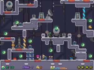 Онлайн игра Побег из Космической Тюрьмы 2 (Space Prison Escape 2) (изображение №2)