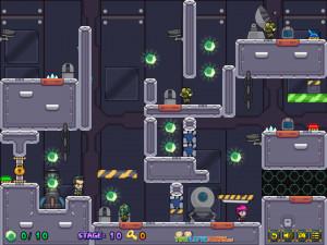 Онлайн игра Побег из Космической Тюрьмы 2 (Space Prison Escape 2) (изображение №12)