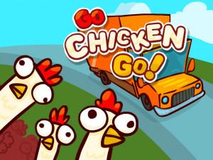 Онлайн игра Беги Курица Беги (Go Chicken Go) (изображение №1)
