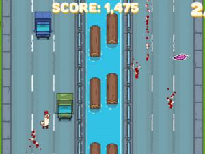Онлайн игра Беги Курица Беги (Go Chicken Go) (изображение №3)