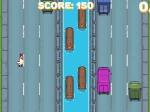 Онлайн игра Беги Курица Беги (Go Chicken Go) (изображение №4)