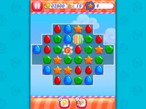 Онлайн игра Конфетный Дождь 2 (Candy Rain 2) (изображение №2)