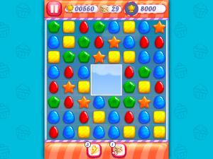 Онлайн игра Конфетный Дождь 2 (Candy Rain 2) (изображение №4)