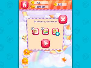 Онлайн игра Конфетный Дождь 2 (Candy Rain 2) (изображение №7)