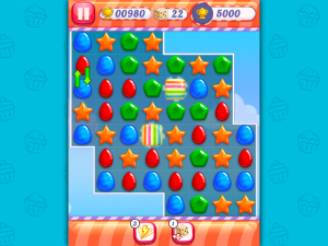 Онлайн игра Конфетный Дождь 2 (Candy Rain 2) (изображение №3)