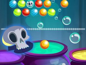 Стрельба по шарикам: Хэллоуин