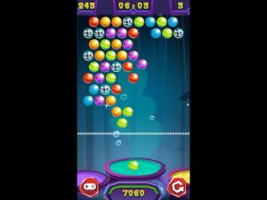 Онлайн игра Стрельба по шарикам: Хэллоуин (Bubble Shooter: Halloween) (изображение №11)