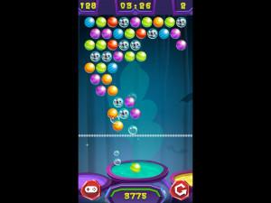 Онлайн игра Стрельба по шарикам: Хэллоуин (Bubble Shooter: Halloween) (изображение №10)