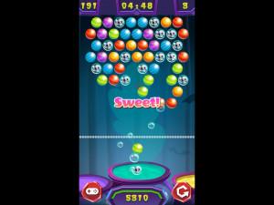 Онлайн игра Стрельба по шарикам: Хэллоуин (Bubble Shooter: Halloween) (изображение №8)