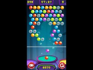 Онлайн игра Стрельба по шарикам: Хэллоуин (Bubble Shooter: Halloween) (изображение №7)