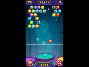 Онлайн игра Стрельба по шарикам: Хэллоуин (Bubble Shooter: Halloween) (изображение №5)